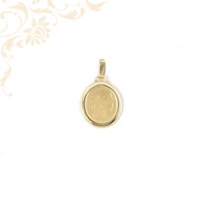 Nyilas arany horoszkópos medál