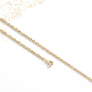 Női arany szemes nyaklánc
