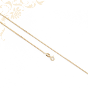 Kis súlyú női arany nyaklánc