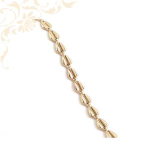 Női arany karkötő, arany karlánc, arany reif