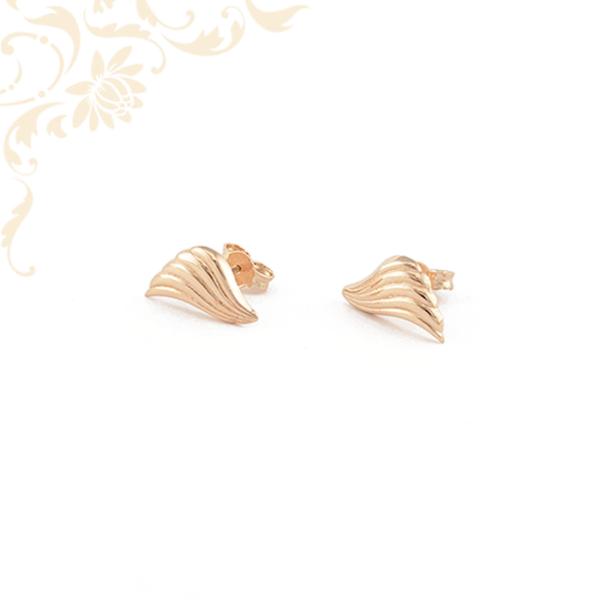 Arany stekkeres fülbevaló