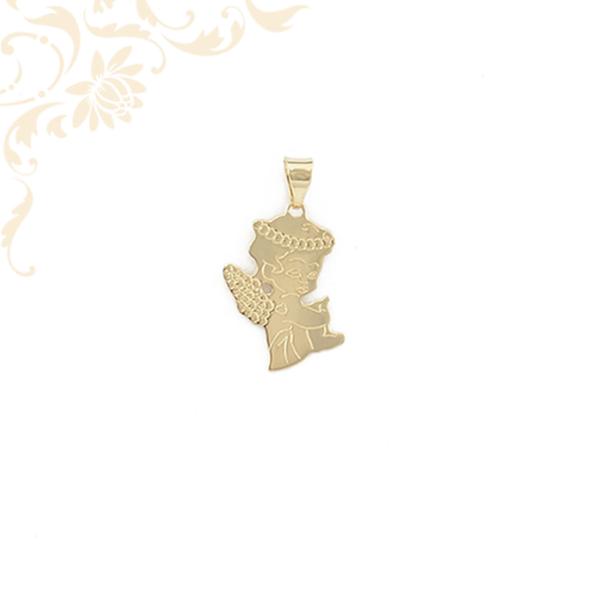 Angyalka arany medál