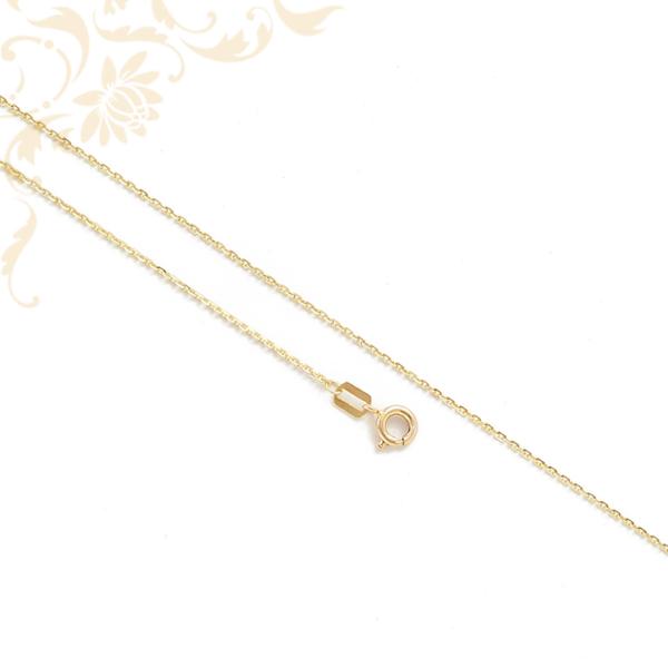 Anker fazonú arany nyaklánc