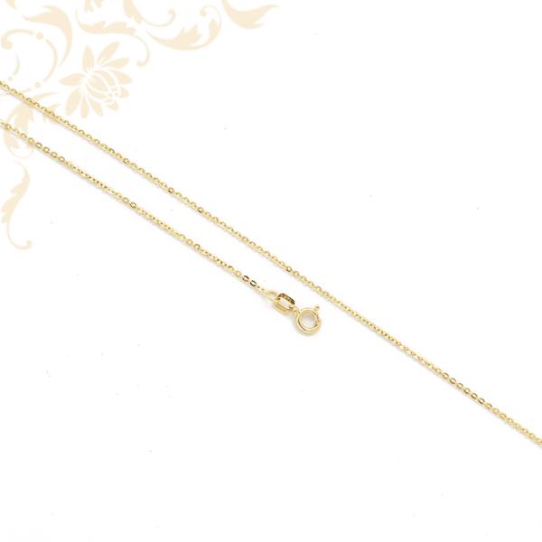 Kis súlyú anker fazonú női arany nyaklánc