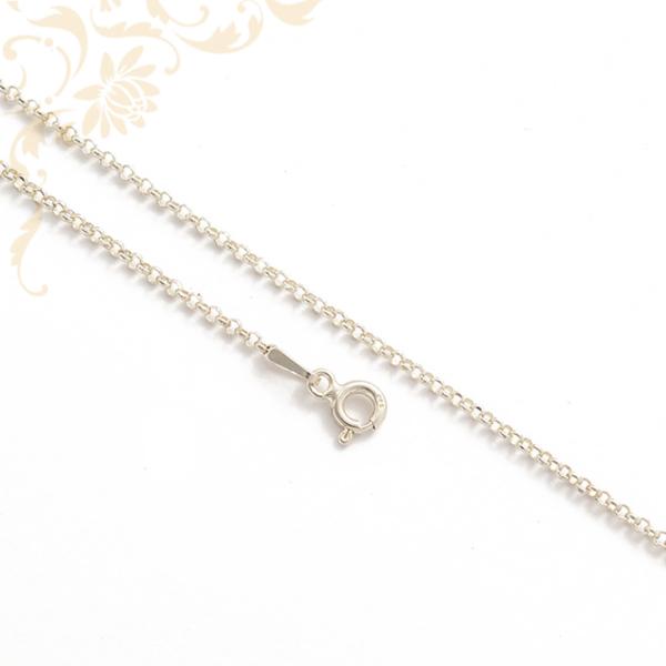 Anker fazonú ezüst nyaklánc