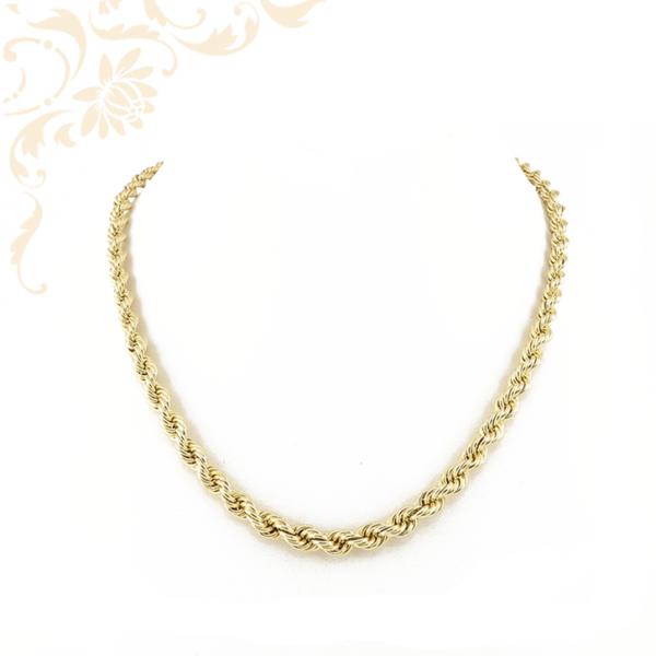 Walles fazonú női arany nyaklánc.