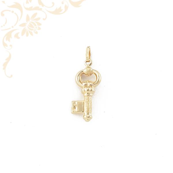 Arany kulcs medál (3D)