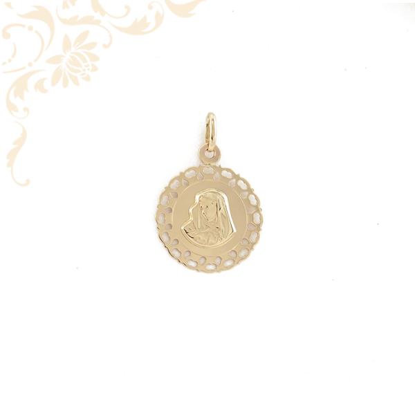Arany Szűz Mária medál