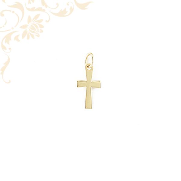 Arany kereszt medál