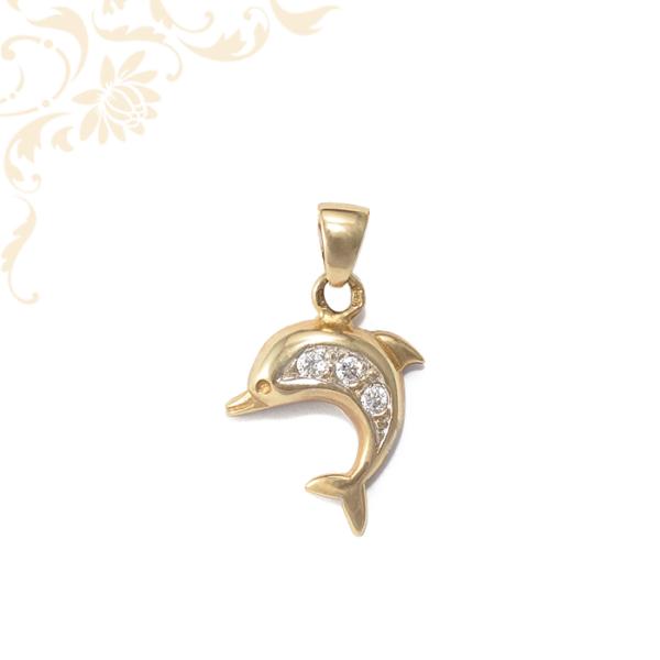 Arany delfin medál