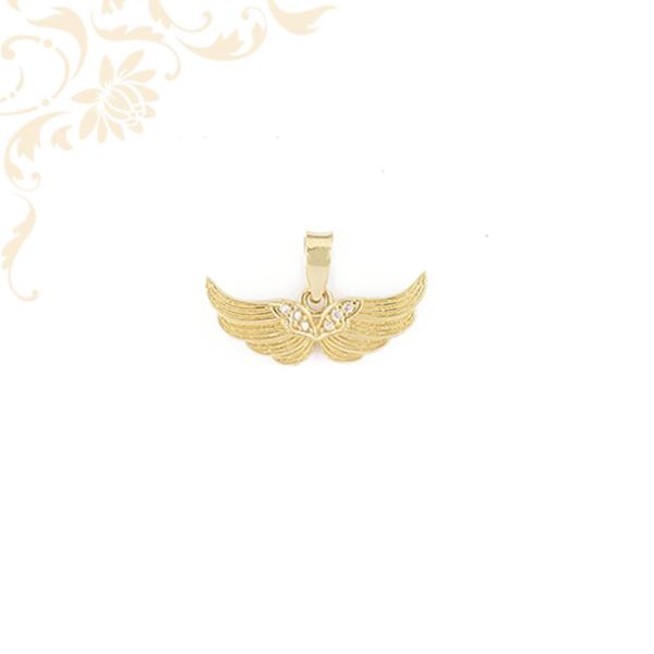 Angyalszárny arany medál