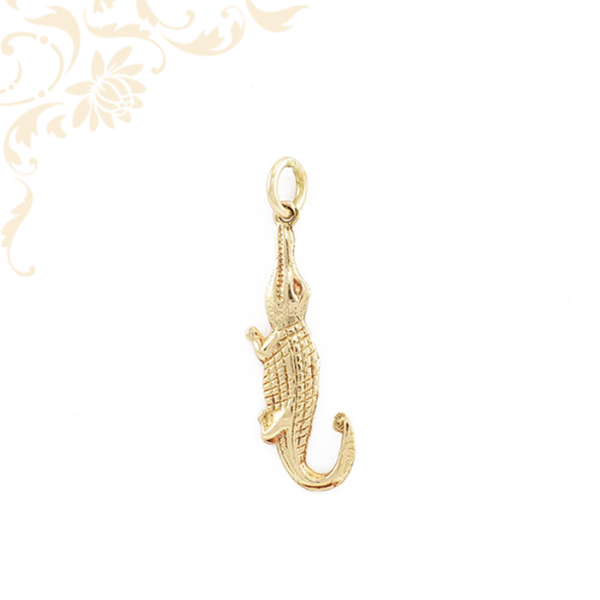 Krokodil arany medál