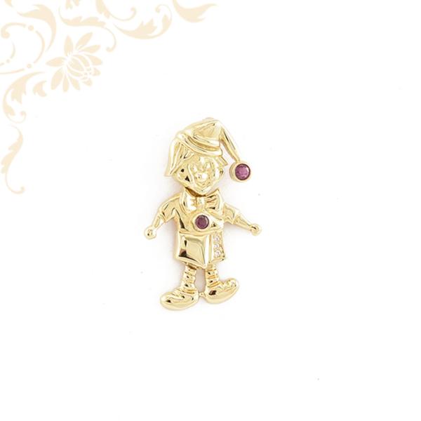 Arany bohóc medál