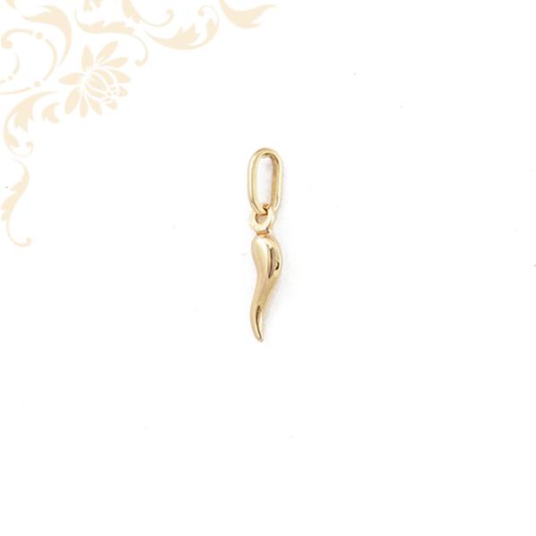 Bőségszaru- szerencse szarv arany medál arany medál