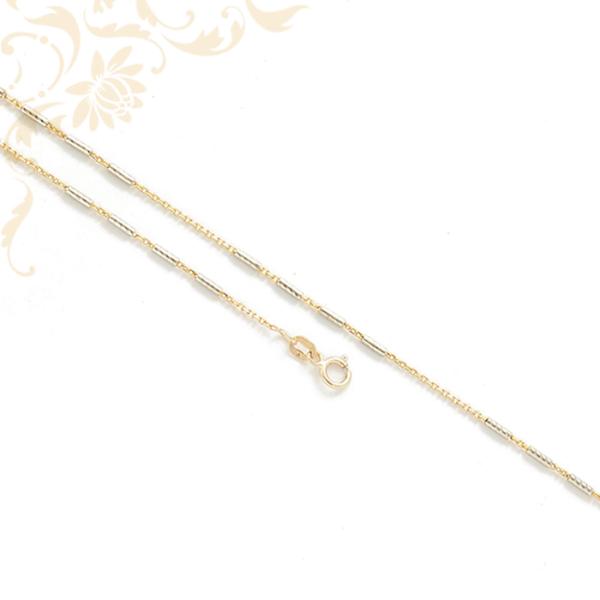 Nagyon elegáns női arany nyaklánc